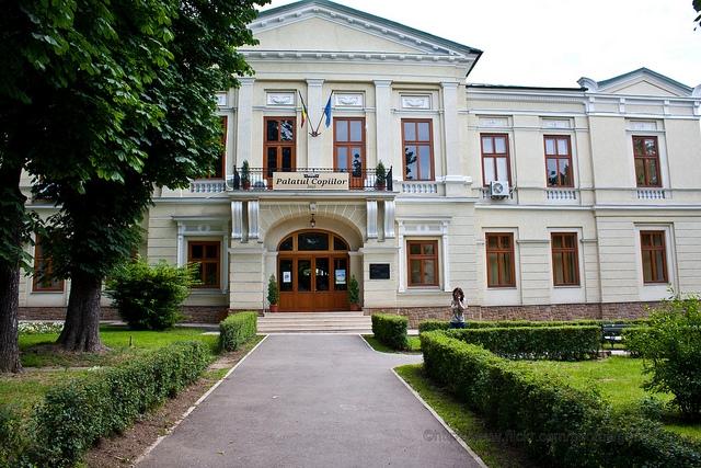 Palatul Copiilor din Iași
