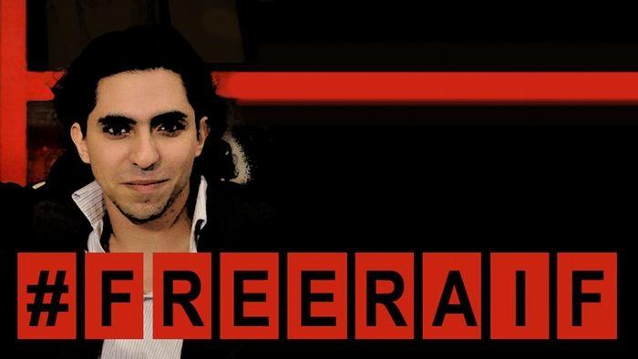 Bloggerul saudit Raif Badawi