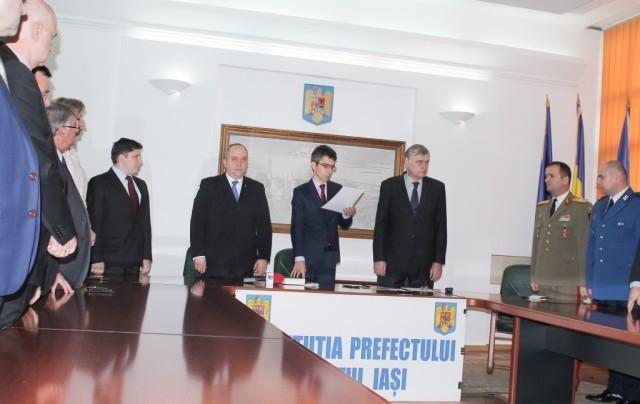 FOTO: Ziarul de Iași