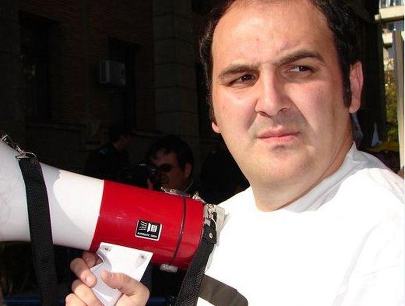 Foto: Laviniu Lacusta, presedinte USLIP Iasi
