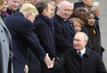 Putin si Donald