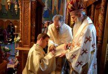 Preotul Flavian Duduman din Iași