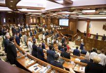 Alegeri parlamentare la Chișinău