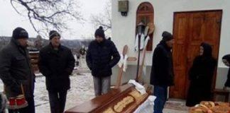 Creștină Ortodoxă moartă